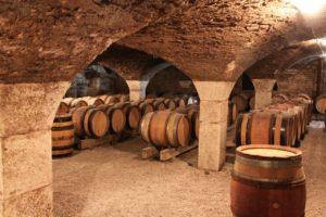 Maturation liquides cave