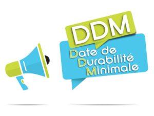 DDM Date de durabilité minimale