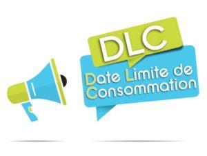 DLC Date limite de consommation