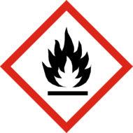 pictos danger e liquide