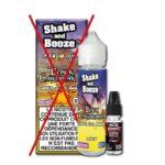 Emballage shake and booze e liquide Bioconcept