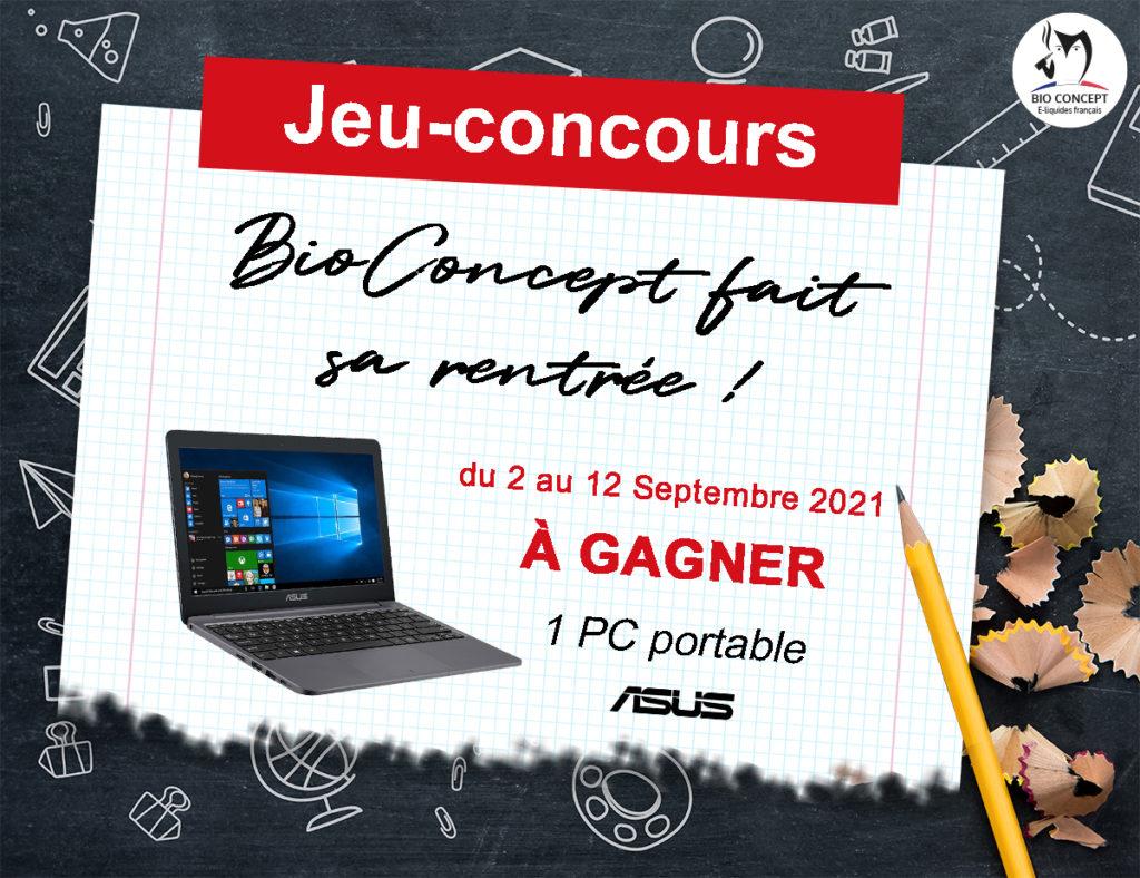 Concours Rentrée Bioconcept