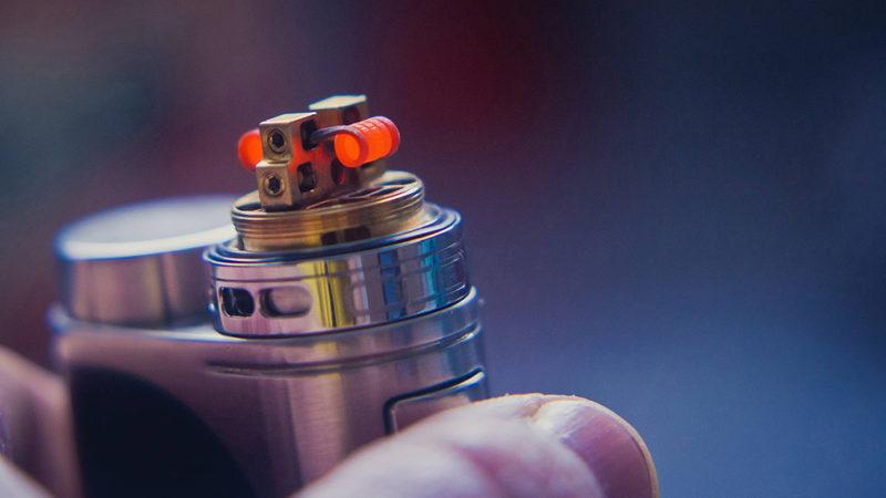 Chauffage résistance cigarette électronique