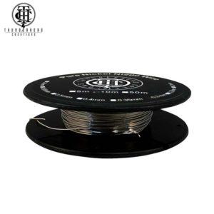 Fil non résistif Pure Nickel Ni200 Wire ThunderHead