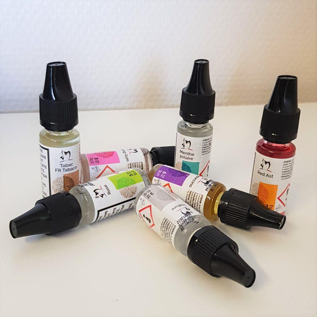 Flacons E-liquides Bioconcept